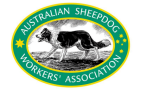 australian sheepdog workers association sheep dog trials